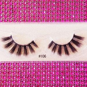 🆕️ (Bouji) #106 3d Mink Lashes 😍